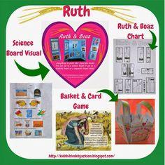 Bible Fun For Kids: Ruth