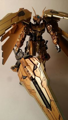 "MG 1/100 Astray Mix - MBF-P03GS ""Astray Gold-Shroud"" - Custom Build - Gundam Kits Collection News and Reviews"
