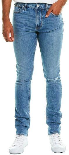 Hudson Jeans Axl Skinny Leg Jean