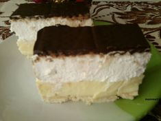 Sütés nélküli francia krémes Tiramisu, Nom Nom, Cheesecake, Food And Drink, Sweets, Diet, Baking, Ethnic Recipes, France