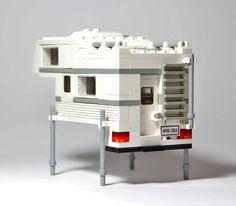 All Lego, Lego For Kids, Lego Camper, Lego Village, Lego Technic Sets, Lego Fire, Lego Truck, Lego Pictures, Lego Models
