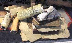 Bilbo's papers