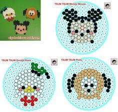Disney Tsum Tsum Mickey and Friends