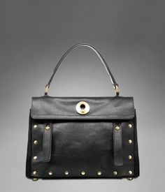 ysl muse two w studs