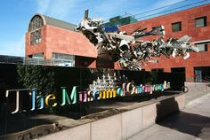 The Museum of Contemporary Art, Los Angeles (MOCA). Downtown.