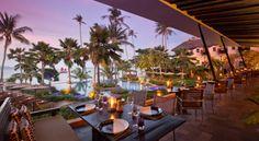 Full Moon Restaurant at 5 star hotel: Anantara Bophut Resort & Spa Koh Samui. This hotel's address is: Moo 1 Bo Phut Samui and have 106 rooms Pool Spa, Gala Dinner, Chennai, Beach Resorts, Hotels And Resorts, Bophut Koh Samui, Vietnam, Bali, Starfish And Coffee