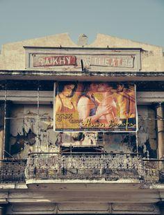 old theater at Ludhiana by Kangan Arora