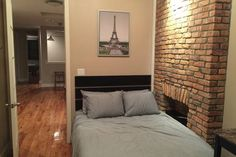 Check out this awesome listing on Airbnb: Your NYC Home! - Apartments for Rent in Brooklyn - Get $25 credit with Airbnb if you sign up with this link http://www.airbnb.com/c/groberts22