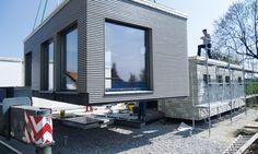 die 29 besten bilder von schw rerhaus flyingspaces wohnen anbau und container h user. Black Bedroom Furniture Sets. Home Design Ideas