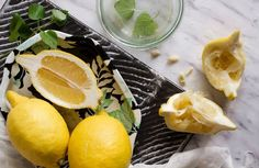 DIY Citrus and Herb Sprays for a Cleaner, Greener Home