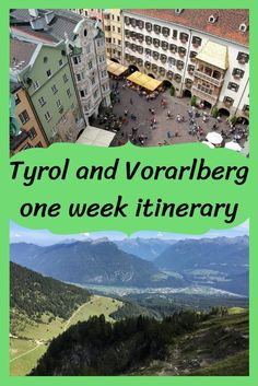 The ultimate one week itinerary through Tyrol and Vorarlberg from Munich. A couple's getaway including castles, hikes, spas, restaurants, and cafes - the best of three countries! Cool Places To Visit, Places To Travel, Places To Go, Travel Destinations, Amazing Destinations, Salzburg, Austria Travel, Germany Travel, Travel Tips For Europe