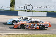 Delaware Speedway~ Second 50 lapper