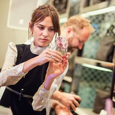Just Alexa Chung : Photo Alexa Chung, Couple Photos, Couples, Fashion, La Mode, Couple, Fashion Illustrations, Fashion Models
