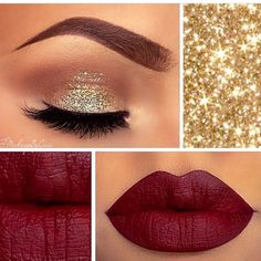 We all know that Christmas is right around the corner! Trendy and HOT ♥ 18 Christmas Makeup Inspiration For Prom Makeup Looks That Will Make You the Belle of the Happy Christmas Makeup Ideas Pretty Makeup, Love Makeup, Makeup Inspo, Makeup Inspiration, Makeup Tips, Beauty Makeup, Makeup Ideas, Gorgeous Makeup, Makeup Tutorials