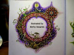 Kerby Rosanes Fantomorphia Prismacolor