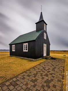 Islandia. Church. by Pedro Curonisy Pellegero on 500px