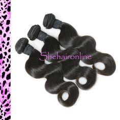 SHE HAIR ---100% Virgin human hair weaving .No shedding ,tangle free .Free shipping from 20th to 30th,March,2015. Customer service shehaironline@gmail.com
