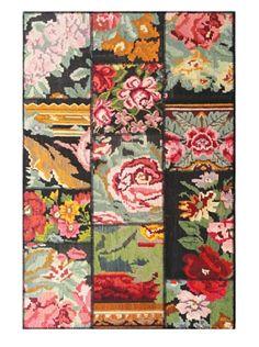 49% OFF nuLOOM Vintage Patchwork Bessarabian Kilim Rug (Multi)