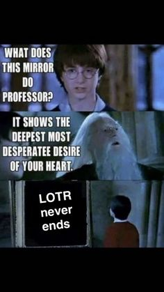 I don't like Harry Potter but I love this