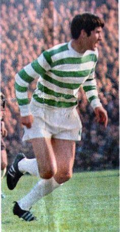 Pat McMahon of Celtic in 1967.