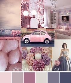 цвет года 2016 RosQuartz