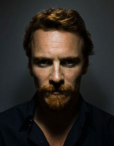 A little Michael Fassbender to cheer me up today. People are pissing me off around here