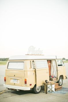 VW Photo Bus for your photo booth
