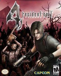 Resident Evil 4.  Still my all time favorite game. Leon Kennedy is rowwwrrrrrr.