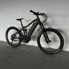 Model Full suspension Ultra Mid-drive – Build Your Ebike Full Suspension, Suspension Design, Mountain Style, Mountain Biking, Electric Mountain Bike, Stair Climbing, Yamaha, Model, Leather