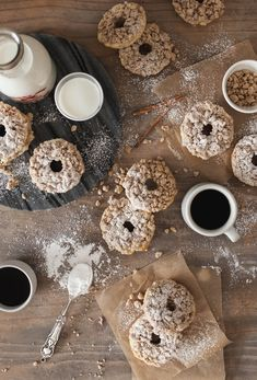Coffee Cake Donuts