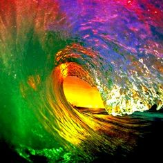 A Beautiful Wave. | See More Pictures
