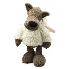 Peluche Loup se deguise en mouton 25 cm: Amazon.fr: Jeux et Jouets