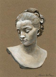 Vincent Serritella | Free Drawing No. 04 | 082010 — 52 Pick Up — Medium