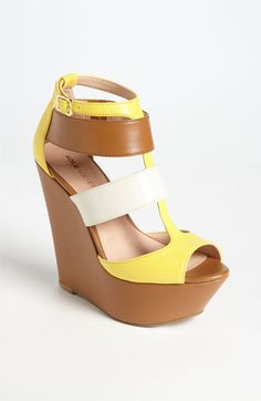 Sole Society 'Emma' Wedge Sandal available at Nordstrom