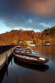 Moored up by Jeanette Lazenby - Loch Lomond and the Trossachs National Park in Scotland