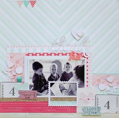 by Lilith Eeckels using the Dear Lizzy 5th & Frolic collection from American Crafts