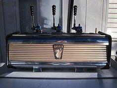 vintage gaggia 3 lever