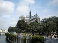 France: Paris: Cathédrale Notre-Dame de Paris