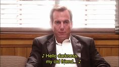 New trending GIF on Giphy. sad arrested development depressed will arnett gob bluth hello darkness my old friend. Follow Me CooliPhone6Case on Twitter Facebook Google Instagram LinkedIn Blogger Tumblr Youtube