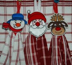Advanced Embroidery Designs. Christmas Projects and Gift Ideas with machine embroidery.