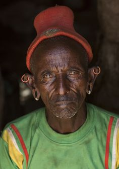Larry african old man 8