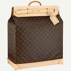 Fancy - Louis Vuitton Steamer Bag Love at first sight!