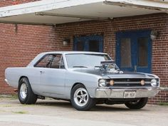 1968 Dodge Dart Packs 505 CI of Supercharged Hemi Power Best Muscle Cars, American Muscle Cars, 1968 Dodge Dart, Drag Cars, Pontiac Gto, Car Manufacturers, Dodge Charger, Mopar, Cars And Motorcycles