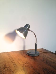 desk lamp 50's www.vintage-station.com