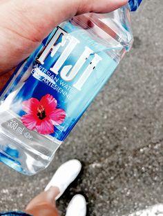 Fiji Cute Water Bottles, Fiji Water Bottle, Kitty Photos, Spotify Apple, Insta Photo Ideas, Healthy Lifestyle, Hello Kitty, Room Ideas, Drinks