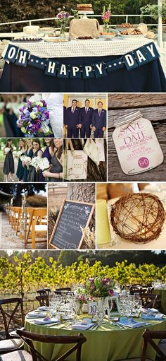 #Rustic #Country #Wedding