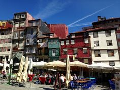 Portugal Porto's colourful Ribeira district has been transformed from rust-belt drab to bohemian chic.