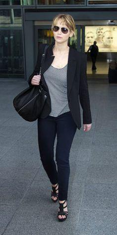 We love Jennifer Lawrence's blazer