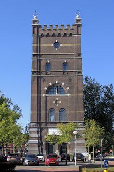 Watertoren 's Hertogenbosch (Hinthamereinde)