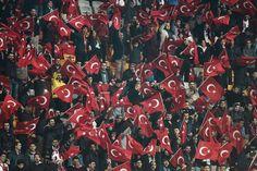 "November 18, 2015 ISLAM IS THE PROBLEM: Turkish Soccer Fans Boo Paris Victims, Chant ""Allahu Akbar"""